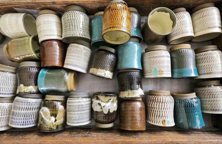 大分旅遊-小鹿田燒之里:世界第一陶藝.全手工當地自產自銷的藝術品餐具