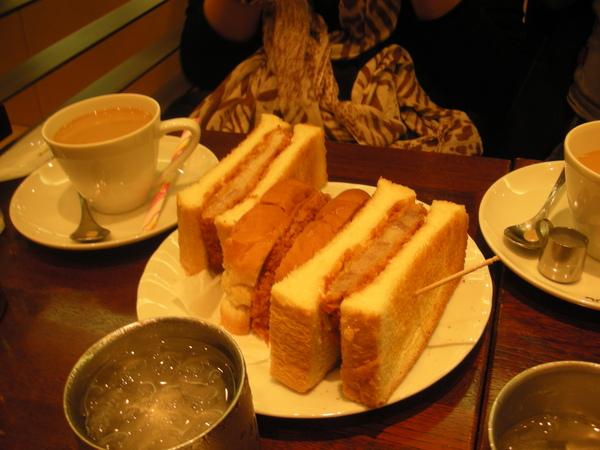2008/10京阪3人行~味覺。COFFEE BRAZIL @右上的世界食旅