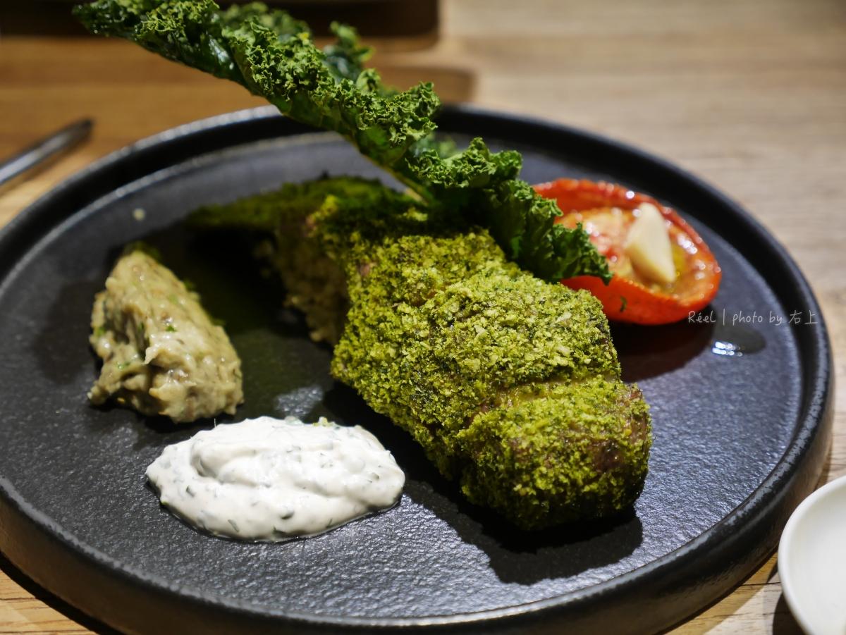 永安市場站美食-RéeL法國料理:低調隱藏版排隊美味餐廳 @右上的世界食旅