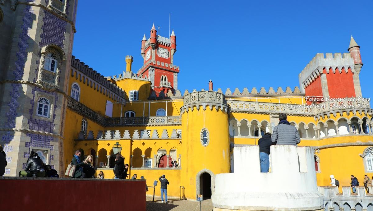 葡萄牙世界遺產-辛特拉:交通 景點 住宿 行前須知總整理 @右上的世界食旅