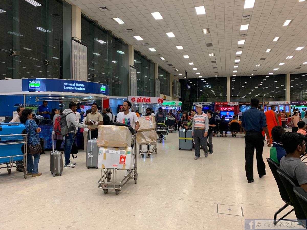 斯里蘭卡行程之1-吉隆坡轉機入境可倫坡(Columbo).市區住宿推薦:Robert Residence