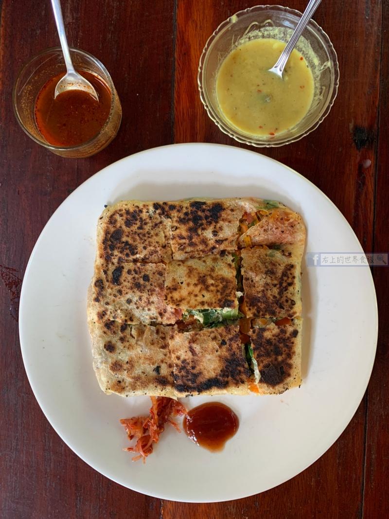 斯里蘭卡13-全球觀光客最愛景點,必去古城:GALLE(迦勒)、路過Mirrisa海灘與兩地住宿推薦 @右上的世界食旅