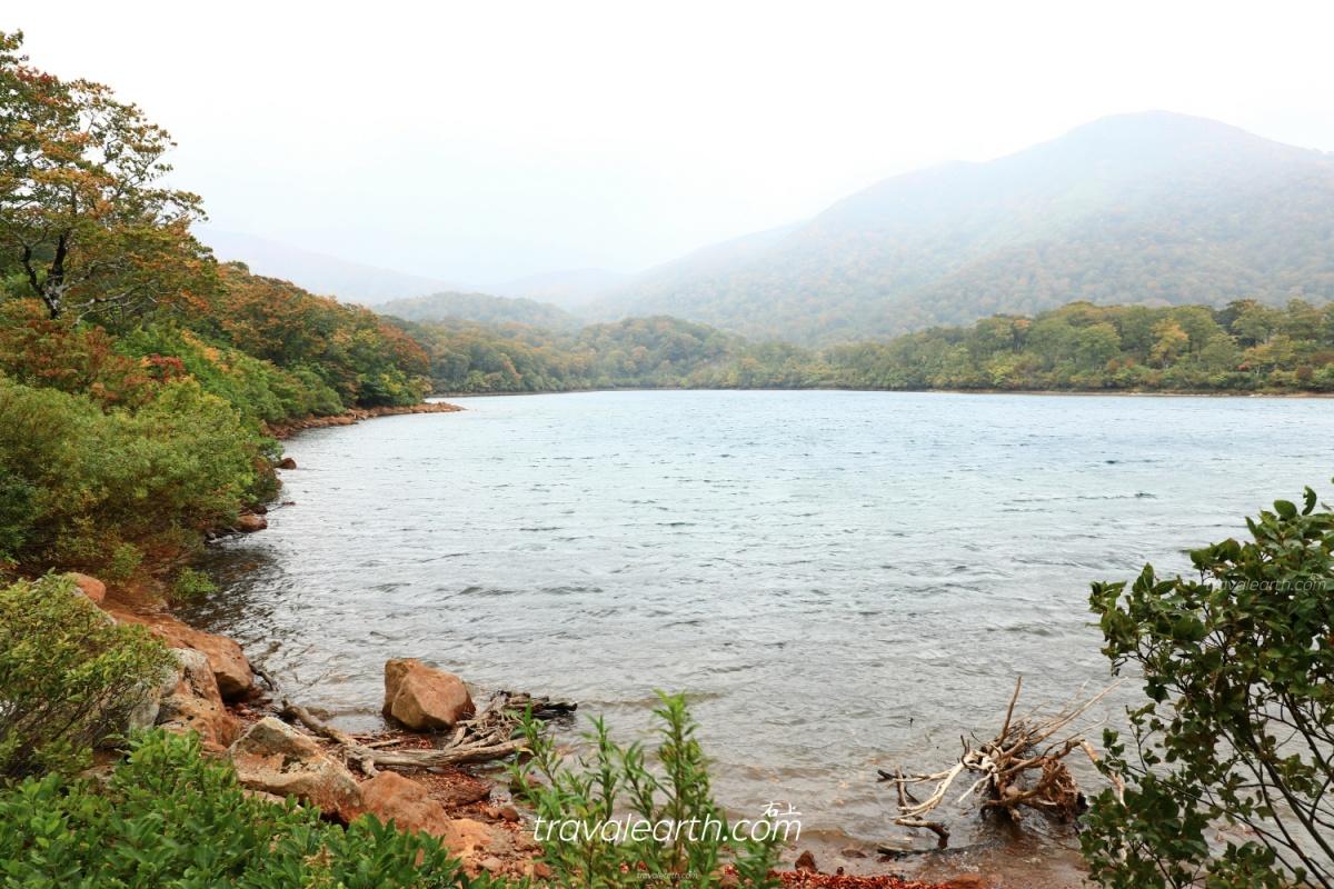 秋田超隱藏絕美秘境!須川湖、濕原秋季色彩繽紛的絕景 @右上的世界食旅