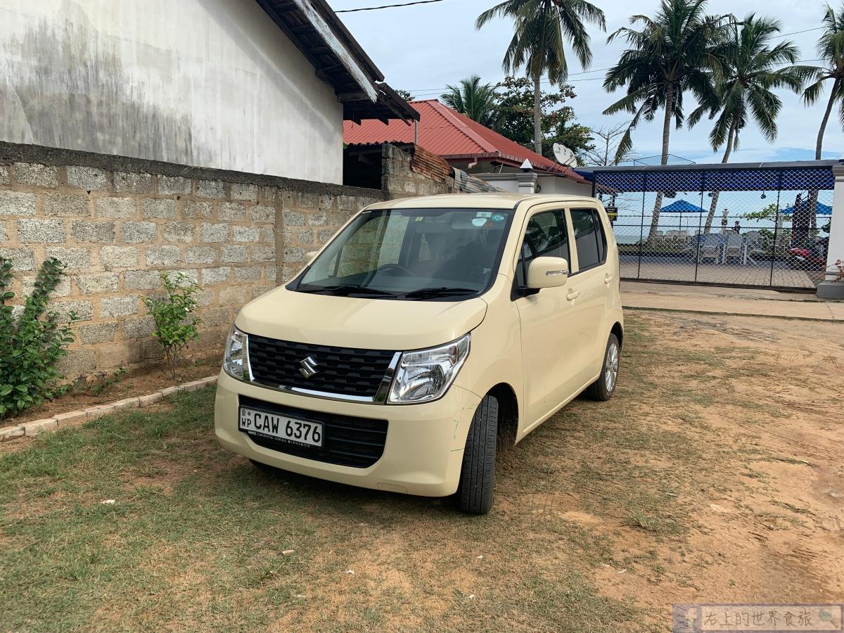 斯里蘭卡旅遊-自駕心得、租車費用、駕駛注意事項