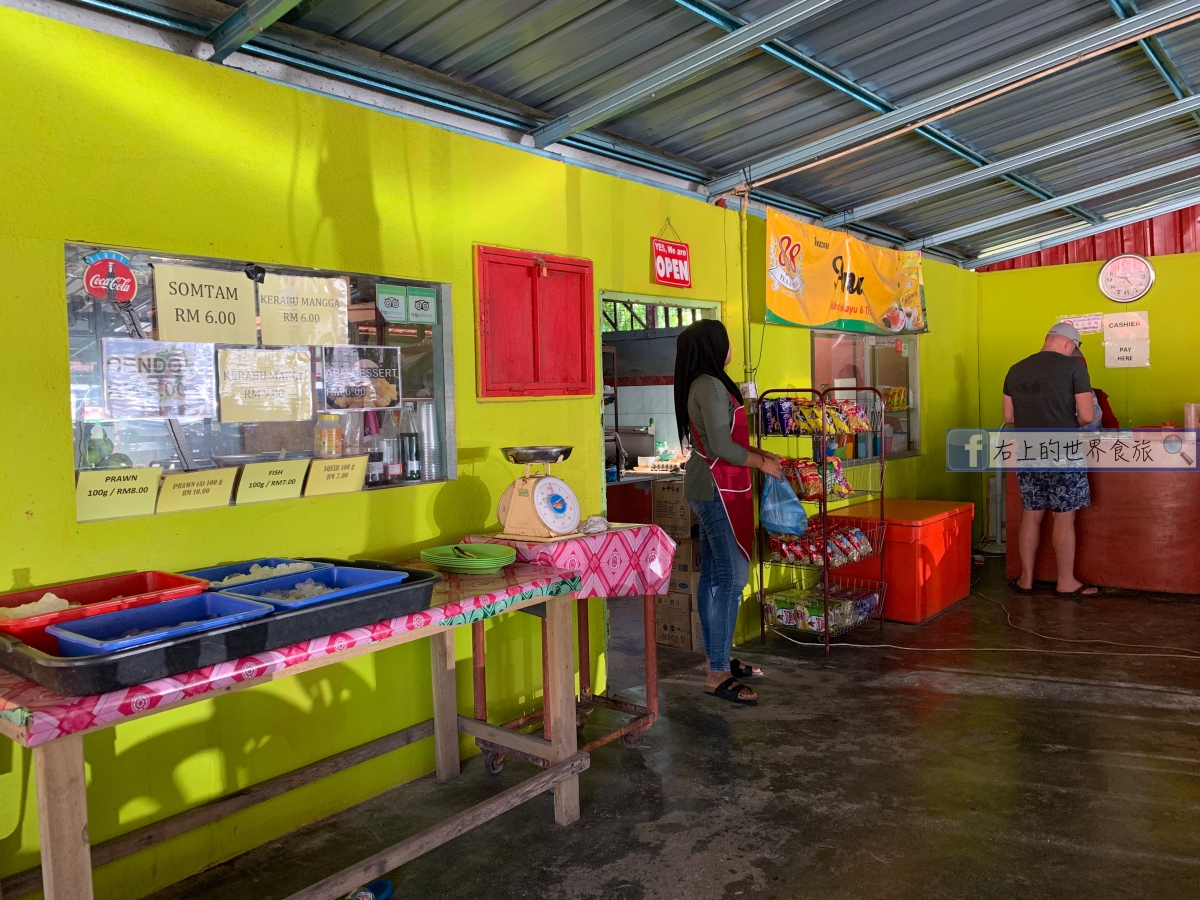 新馬行程5-蘭卡威二日行:Tanjung Rhu Beach海灘午餐、看日落.出海釣魚.流動夜市.OUTLET巧克力買到爽 @右上的世界食旅