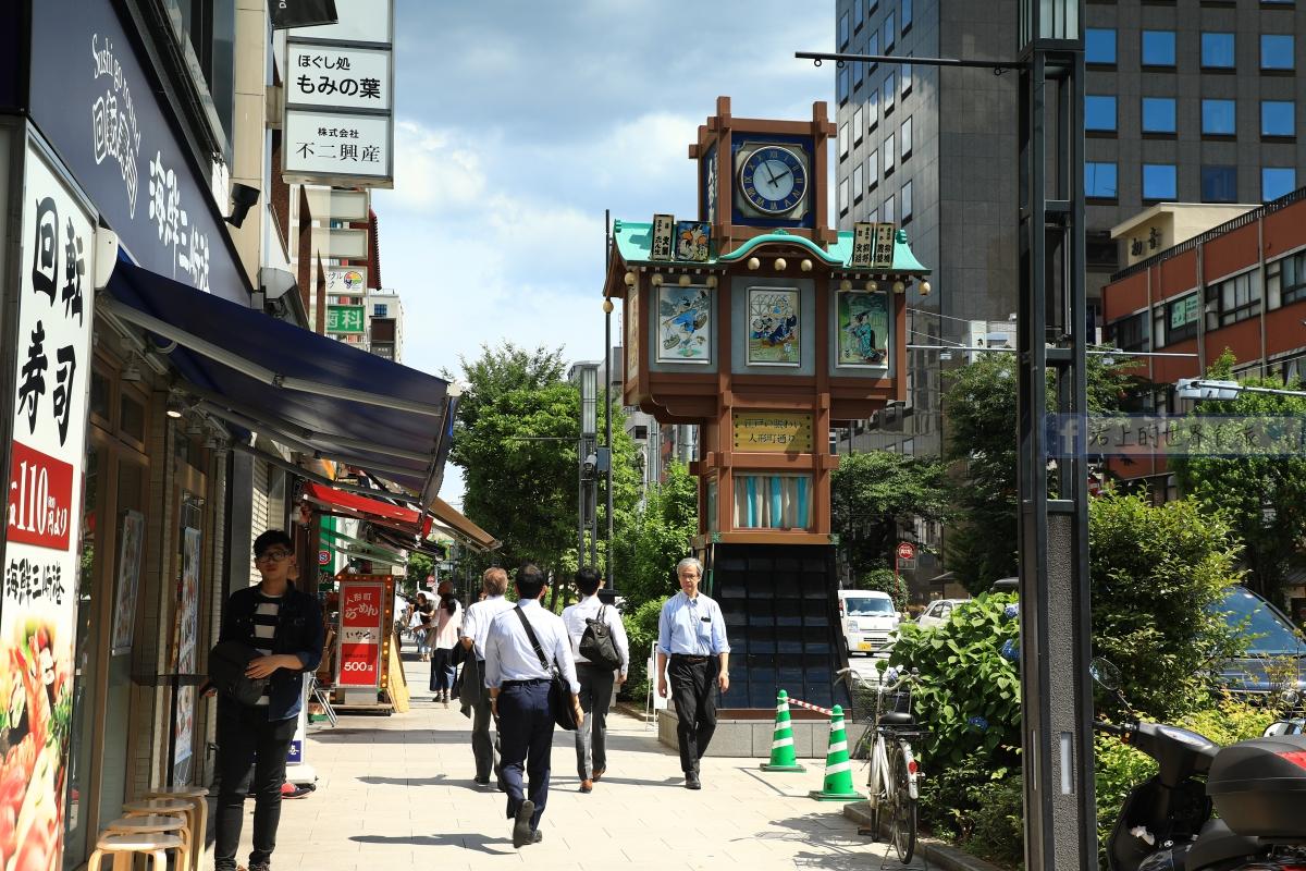 東京 門前仲町旅遊|深川不動堂、Monz Cafe:人情老街下町散策 @右上的世界食旅