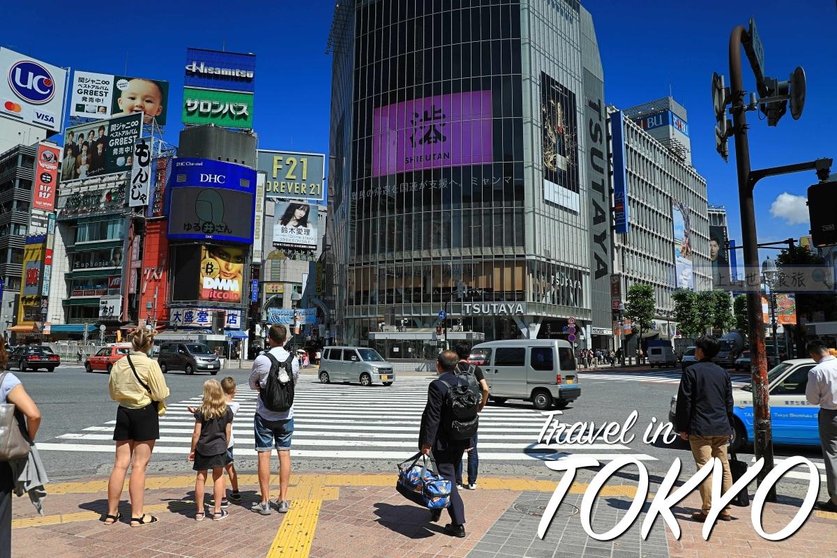 東京旅遊懶人包:超過100處住宿、美食、景點、購物全攻略
