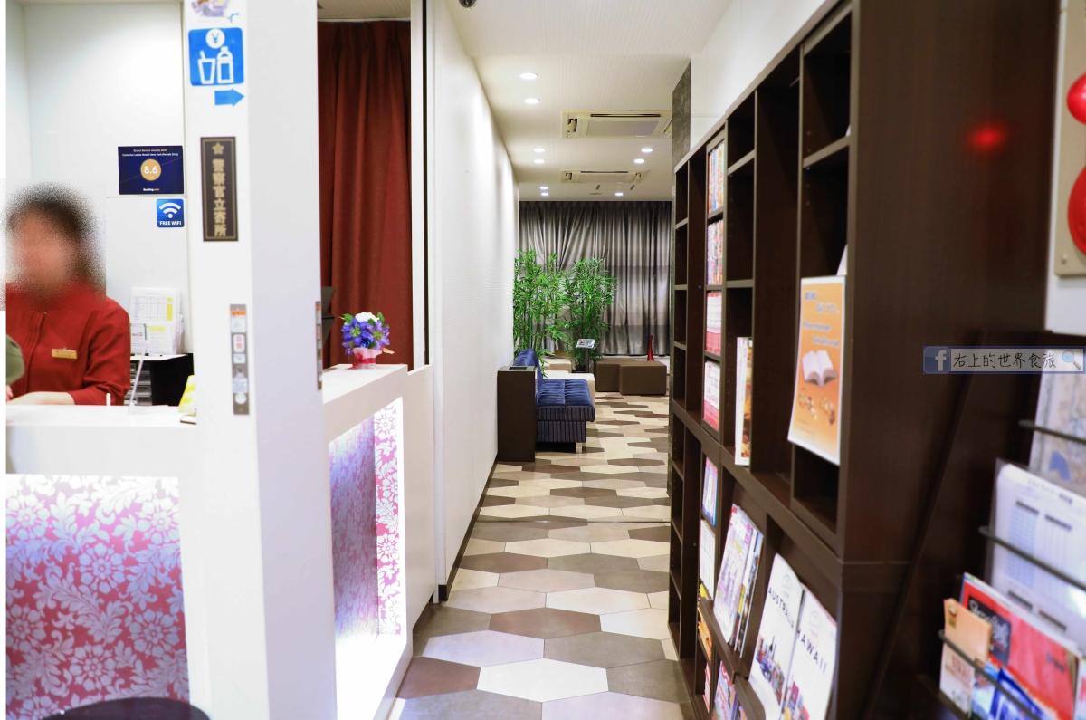 東京 上野旅館-女性專屬!緊鄰上野公園便宜住宿:上野百夫長Centurion Ladies Hostel @右上的世界食旅