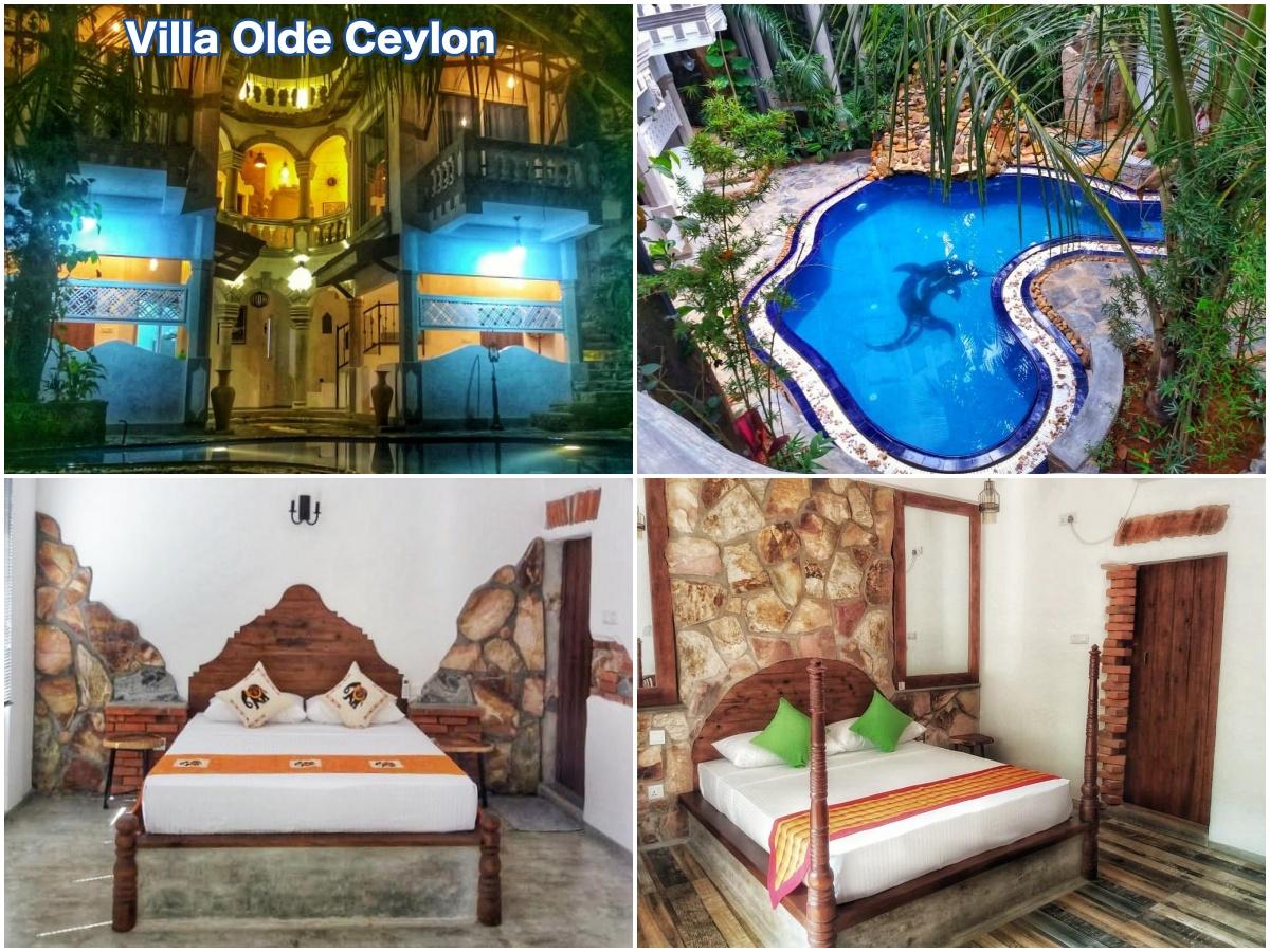 斯里蘭卡2-康提印度小店晚餐.入住湖景飯店&康提住宿推薦 @右上的世界食旅