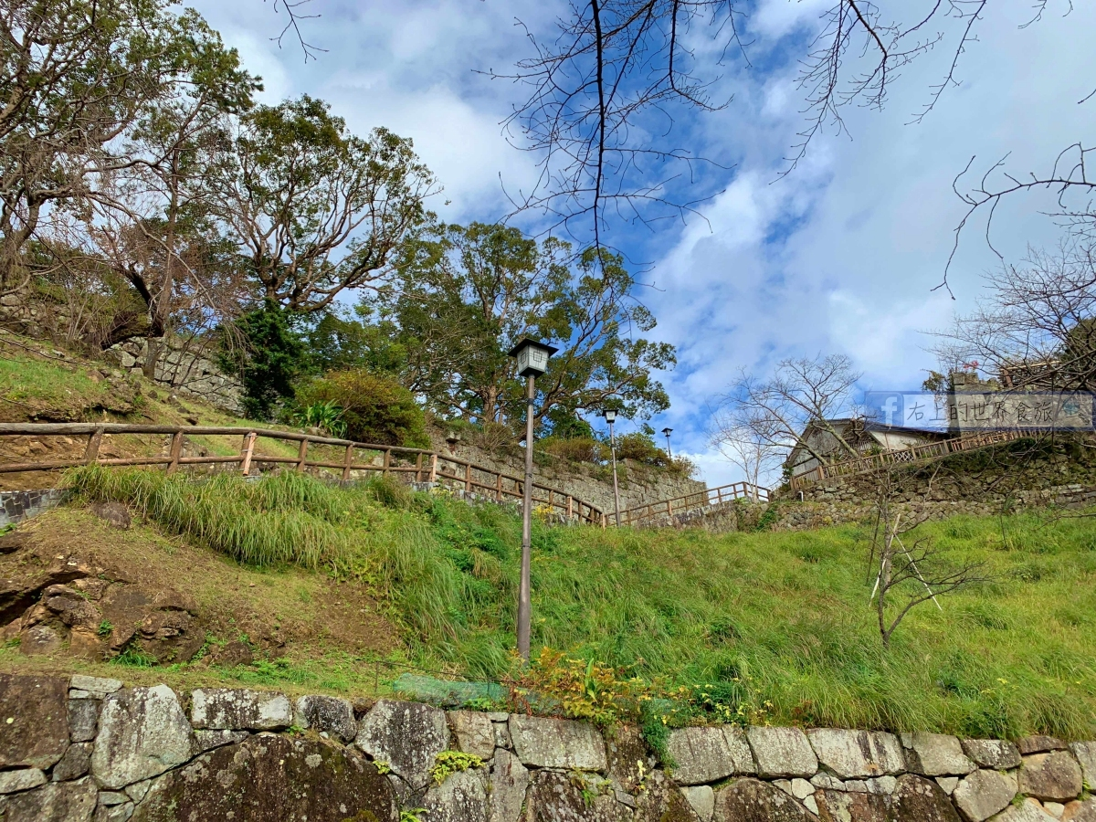 和歌山 新宮半日遊:新宮城跡.徐福公園.阿須賀神社 @右上的世界食旅