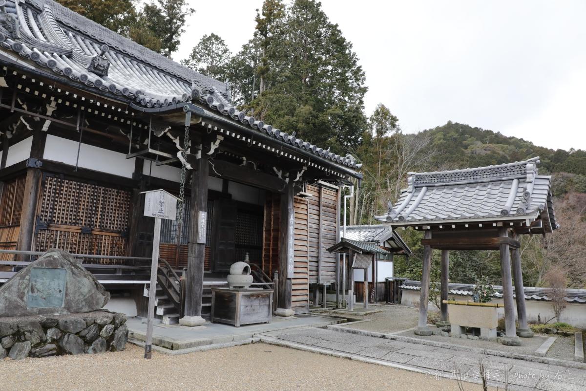 京都絕景一眼看遍.必去秘境美寺:西山善峯寺 @右上世界食旅